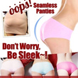 Seamless Panty Woman underwear Woman panties  free size Seamless Panties