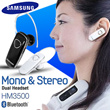 Samsung Bluetooth Headphone Dual Headset HM3500 -Wireless Headset for Samung hp/tab2/3 / iPhone 5/5s iPad air