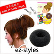 女人我最大 Hair Styling Tools / Donut/ Hair Wigs