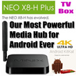 MiniX Android TV Box X6 / X7 Mini / X7 / X8 / X8H / X8H Plus - 100% Authentic!