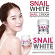 [One time offer] Snail White - Snail Secretion Filtrate Moisture Facial Cream 50G