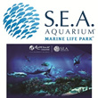 SEA AQUARIUM - RESORTS WORLD SENTOSA 海洋馆 Open Ticket