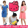 【16 Sep NEW.PROMO.300 options.FREE SHIPPING】 Breastfeeding top /outfit nursing top/ maternity wear pyjamas