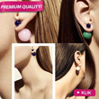 [FASHION TREND!!] PREMIUM PEARL EARRINGS/ANTING MUTIARA # BANYAK WARNA