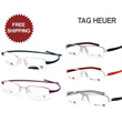 [EYESYS] Tag Heuer Designer Glasses 13 Designs Flat Price /Free Delivery/Optical Frames/★Authentic★Best Model/fashion goods