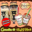 [Bestselling Gelato] $2.95 for a cup of Italian Granita at Gelateria Italia (Worth $5.90)