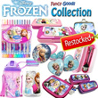 ★Retocked! Frozen Fancy Goods Collection★Disney elsa anna Stationery water bottle toy Pencil Case Bracelets Earrings Necklaces Coin Wallet toys Colored Pencli cardcase hello kitty