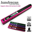 [Scanner]Portable Scanner HandyScan LOWEST PRICE