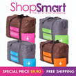 Local Delivery **New Arrival 7 Colours Premium Quality** [MAXI SIZE] Foldable Travel Cabin Bag|Durable Waterproof MultiFuntional High Capacity Cabin Bag