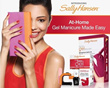 [ONE-TIME OFFER $10] - XMAS SALE *NEW* Sally Hansen Salon Insta-Gel Strips Starter Kit / Nail Polish