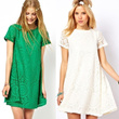 2014 Korean Latest Fashionable Good Quality European Fashion Lace Dress Working Dress/Leisure HOTHOT