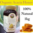 50% OFF Organic Acacia Honey (1KG) 100% NATURAL PURE CERTIFIED ORGANIC