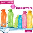 Eco Bottle 500ml Harga 1 Paket 4 Bottle - Tupperware