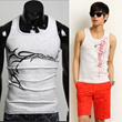 [2014 New Deal]  Primium SleevelesS shirt Casual Color Design /Made in Korea T TS UNISEX.