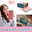 [FROMb]cowhide leather wallet/woman bag/waman wallet/pouch/purse/clutch wallet/cross bag