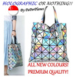 ★ NEW PREMIUM QUALITY★Holographic totebag Japan 3d art bag Paperplanes SE Special Edition Boutique Quality Tote Bag/ Handbag / Brand Sling Bag / clutch/Great gift /StarBags / xmas gift /