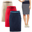 [BELI 2 FREE ONGKIR JABODETABEK] FORMAL / CASUAL PENCIL SKIRTS [BRANDED SALE] 100% AUTHENTIC