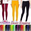 [RESELLER PRICE] BUY 3 ONLY 59.000!! BASIC LEGGING COLORS - AVAILABLE 12 COLORS / COTTON STRETCH / GOOD QUALITY!