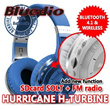[VINS]S$27.9 Group Buy Price★New function(SDcard SOLT+FM radio scan) ★Release NEW COLOR/RED/BLUE★Bluedio Turbine Hurricane H-Turbine Bluetooth 4.1 Wireless Headphone