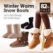 [HEEgrand] Winter Warm Snow Boots/ Lets Get Ready for Cold Days! Short/Middle/Long Boots FREEShippin