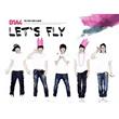 B1A4 - Lets Fly (First Mini Album) CD + Free Gift : KPOP Idol Socks