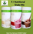 ✿*HERBALIFE* ✿ Shake Mix ✿ Nutritional Products ✿ REWARDS: Free Gift - 2 pcs or more purchase ✿ ORIG