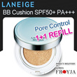 [LANEIGE] BB Cushion [Pore Control] SPF50+ PA+++ / +Refill / Brush Pact /  2014 New / Cushion / Amorepacific /