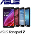 [best seller]asus fonepad 7 FE170CG Dual SIM/3G/8GB Internal/ 7inch/ 619hours standby
