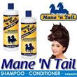 Shampo Mane n Tail Shampoo 12 fl oz (355 ml)  BPOM - Shampo Pemanjang Rambut