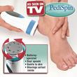 Personal Foot Care Pedi Spin Electric Removes Pedicure Calluses Dry Dead Skin