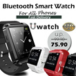 【Local Seller】 Best U8 Smartwatch Bluetooth Touchscreen For iPhone 5s.Samsung.Apple.Sony.HTC.Note 3.Galaxy S5.S5.Smartphone.Watch.Monopod.Remote Camera ★