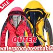 2014 winter outdoor jacket/sports jacket/hiking jacket/water proof/portable Outdoor Wear