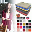 MM97 HOT sale! 20 colors! Korean Style Ladies Classic Cotton Scarf / Shawl / ZARA SCARVES/