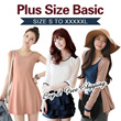 Best Selling Plus Size Basic Dress Blouse Top S - 6XL Large Size Fashion BUY 2 FREE SHIPPING! Korean Style Plus Size L-4XL Basic Dress Tee Top Cardigan Jacket Pants. Short Long Sleeve Sleeveless.