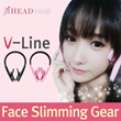 korea HOT beauty Item ★ HEADRang ★Collapse Face Asymmetric Face Surgical facial contouring Meridian Massage Face Correction / V-line / Face mask Slimming / Diet
