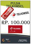 Pulsa Isi Ulang Telkomsel Rp. 100.000