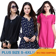 26th Jan 2015 New arrivals/ women's dress/ casual  fashionable style blouses/ long-sleeved chiffon shirts/ high quality and low price dress/ S-6XL size
