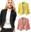 Kathleen Stylish Crop Blazer For Women / Available 8 Colors / Casual Blazer / Blazer Wanita / Jacket Wanita