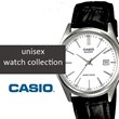 [TIME SALE SAHUR] ORIGINAL CASIO WATCH UNISEX COLLECTION - STAINLESS AND LEATHER BAND