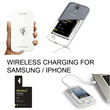 [3 days only offer] Wireless PowerQi charging station and receiver for Samsung Galaxy S3/S4/Note II / Iphone 5