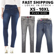 High quality skinny jeans comes in plus size up to 10XL