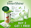 ★BUY 2 GET 1 FREE + FREE SHAKER ★Get into shape★ BRAND'S® InnerShine® Mini Meal Diet Fiber Mix ★ No. 1 Brand in SG ★