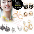 ▶Christmas Gifts★Fashion Earrings/Piercing/Nickel free/MEGA SALE/High Quality/KOREA/Jewelry/Accessories/Anniversary Gifts