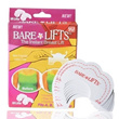 (100pcs/10Pack/Lot) Bare Lifts Instant Breast Lift Support Invisible Bra Adhesive Tape