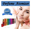 [TODAY ONLY SALE] Perfume Atomizer travel kit 11 colour 30days Warranty