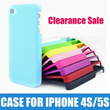 【Clearance Sale】Phone Case Back Cover for iphone 4/4S iphone 5/5S