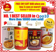 [STAR BUY] CNY ABALONE SALE at $19.80 only!/ Top Grade Abalone PROMOTION!/ 180gm Japan Kippin Abalones and Dried Scallop Set/ 5 Outlets to redeem from