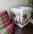 [Coolbe]**Sofa Storage Stool**Stylish Design**Decoration**Furniture**