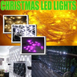 ★ [MEGA SALE] CHRISTMAS LED LIGHTS Decorations -Only $7.90 for 4 Meter Battery Operated Fairy LED Lights/10 Meter Option Available ★