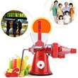 Free Shipping NEW Manual Slow Fruit Juicer Best Price Guarantee Mini Baby Simple Fruit Juicer. Diet